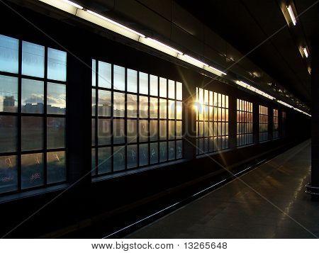 Departure Platform