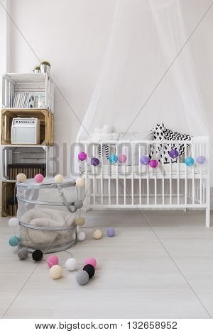 Little Baby's Room Designed With Style