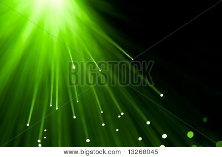 Green Light Burst.