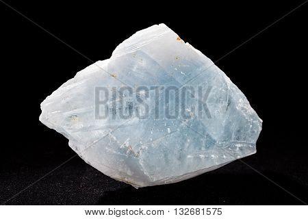 Blue Mineral Celestin
