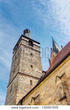 Kaufmannskirche In Erfurt