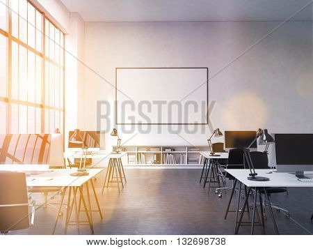 Coworking Office Toning