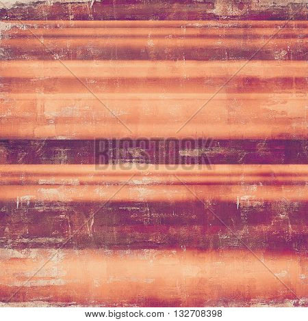 Abstract grunge background or damaged vintage texture. With different color patterns: yellow (beige); brown; red (orange); purple (violet); pink