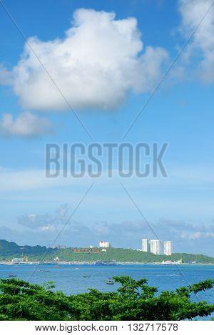 PATTAYA beach and