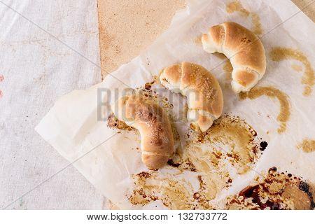 Fresh Baked Crescent Rolls