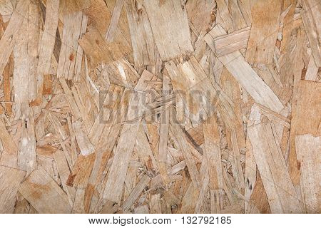 Background of yellow sliver wooden is wall.