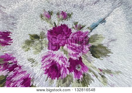 abstract floral background extrusion fabric texture, abstract, drawing,