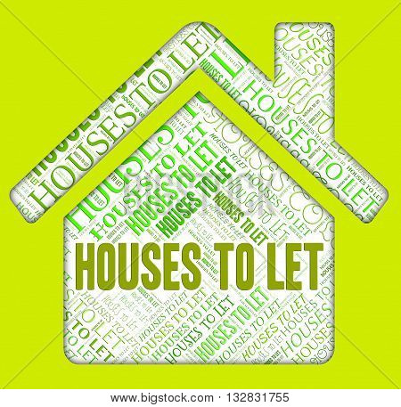 Houses To Let Represents For Rent And Home