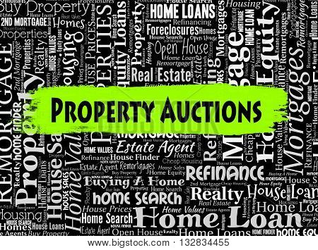 Property Auctions Represents Real Estate And Apartment