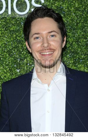 LOS ANGELES - JUN 2:  Ryan Cartwright at the 4th Annual CBS Television Studios Summer Soiree at the Palihouse on June 2, 2016 in West Hollywood, CA