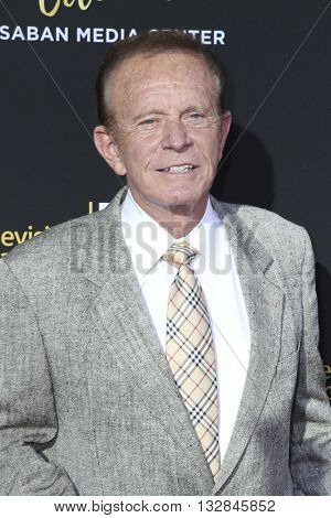 LOS ANGELES - JUN 2:  Bob Eubanks at the Television Academy 70th Anniversary Gala at the Saban Theater on June 2, 2016 in North Hollywood, CA