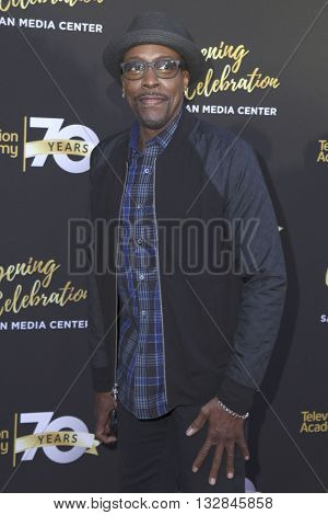 LOS ANGELES - JUN 2:  Arsenio Hall at the Television Academy 70th Anniversary Gala at the Saban Theater on June 2, 2016 in North Hollywood, CA