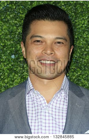LOS ANGELES - JUN 2:  Vincent Rodriguez_ at the 4th Annual CBS Television Studios Summer Soiree at the Palihouse on June 2, 2016 in West Hollywood, CA