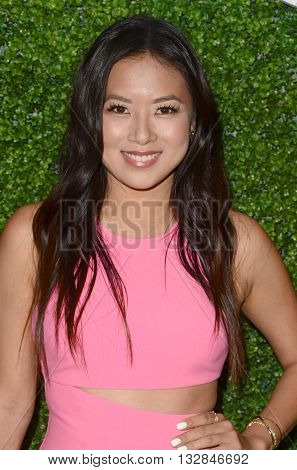LOS ANGELES - JUN 2:  Christine Ko at the 4th Annual CBS Television Studios Summer Soiree at the Palihouse on June 2, 2016 in West Hollywood, CA