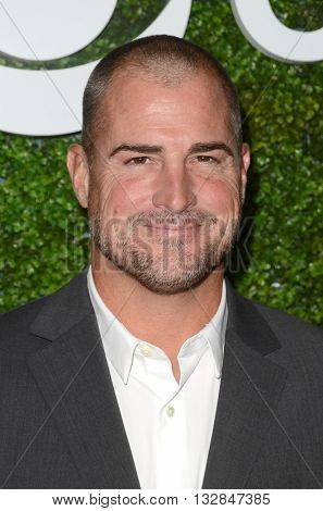 LOS ANGELES - JUN 2:  George Eads at the 4th Annual CBS Television Studios Summer Soiree at the Palihouse on June 2, 2016 in West Hollywood, CA