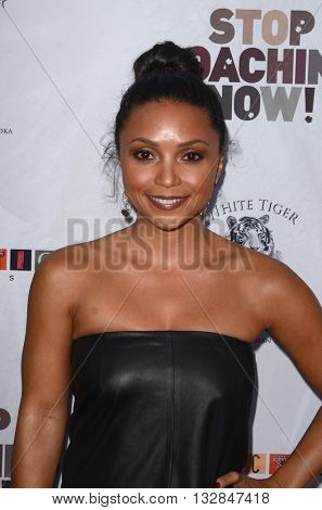 LOS ANGELES - MAY 25:  Danielle Nicolet at the Stop Poaching Now 2016 Gala at the Ago Restaurant, on May 25, 2016 in West Hollywood, CA