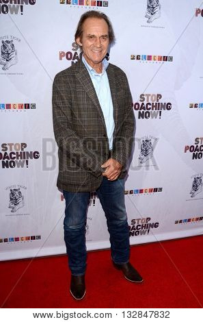 LOS ANGELES - MAY 25:  Tony Fitzjohn at the Stop Poaching Now 2016 Gala at the Ago Restaurant, on May 25, 2016 in West Hollywood, CA