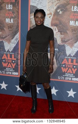 LOS ANGELES - MAY 10:  Adina Porter at the All The Way LA Premeire Screening at the Paramount Studios on May 10, 2016 in Los Angeles, CA