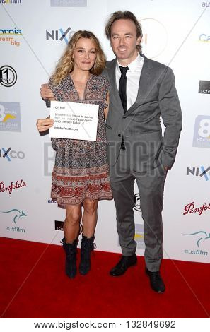 LOS ANGELES - JUN 1:  Bojana Novakovic, Guest at the 2016 Australians In Film Heath Ledger Scholarship Dinner at the Mr. C on June 1, 2016 in Beverly Hills, CA