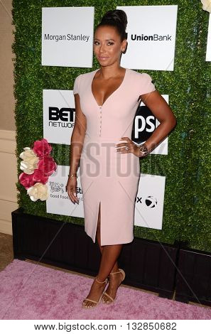 LOS ANGELES - JUN 4:  Mel B, Mel Brown at the 2016 Ladylike Women of Excellence Awards Gala at the Beverly Hilton Hotel on June 4, 2016 in Beverly Hills, CA