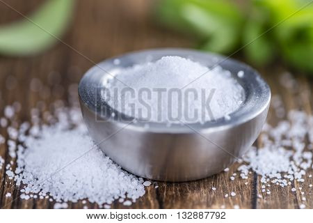 Stevia Granules (selective Focus)