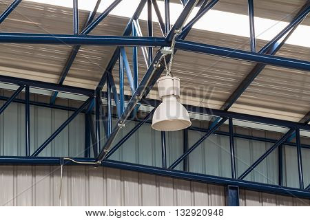 Industrial Overhead Light
