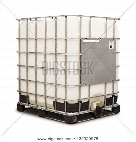 Bulk Liquid Container