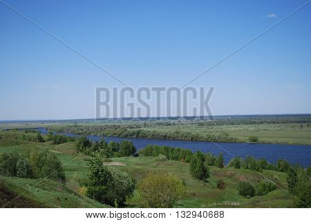 Beauty of nature Russia surprised by its scale and global. Looking at the details of how to realize the wonderful world
