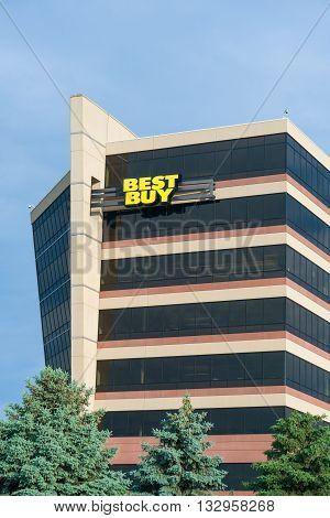 Best Buy Corporate Headquarters Building