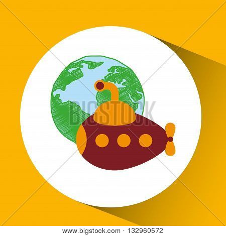 conveyance drawn design, vector illustration eps10 graphic