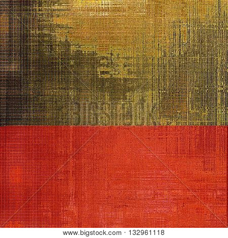 Ancient textured background or shabby backdrop. With different color patterns: yellow (beige); brown; gray