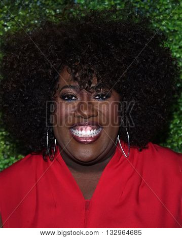 LOS ANGELES - JUN 02:  Sheryl Underwood arrives to the 2016 CBS Summer Soiree  on June 02, 2016 in Hollywood, CA.