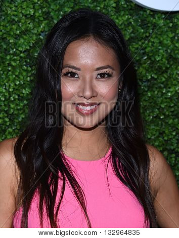 LOS ANGELES - JUN 02:  Christine Ko arrives to the 2016 CBS Summer Soiree  on June 02, 2016 in Hollywood, CA.