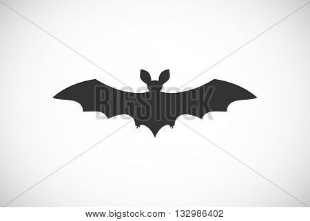bat black icon