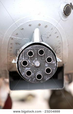Rotary Canon