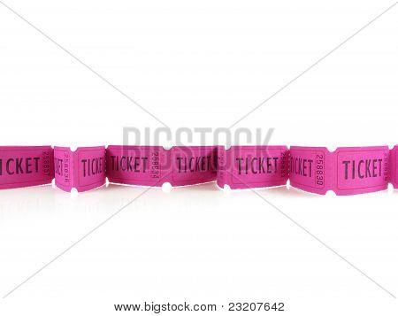 Ticket Row