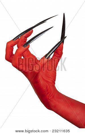 The devil's red claw