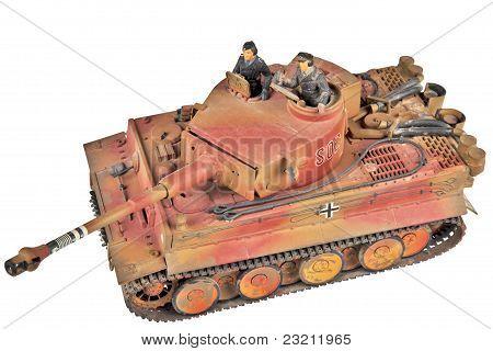 Veteran armour