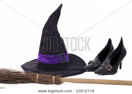 Witch's costume.