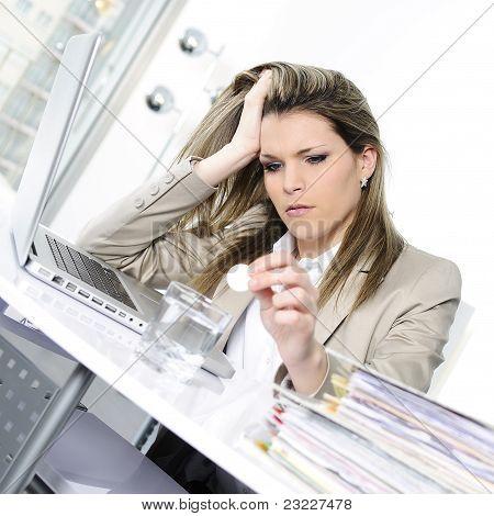 Exceso de trabajo