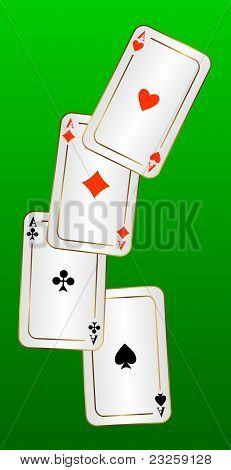 Four Aces.