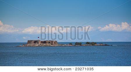 Ayas Castle At Yumurtalik