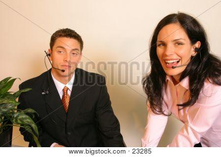 Office Men Women