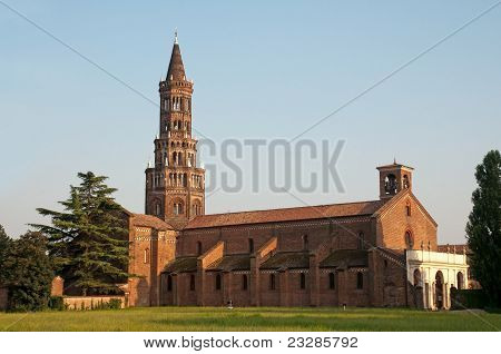 The Chiaravalle Abbey