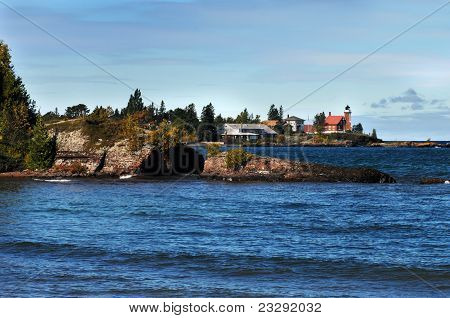 Red Light Lighthouse
