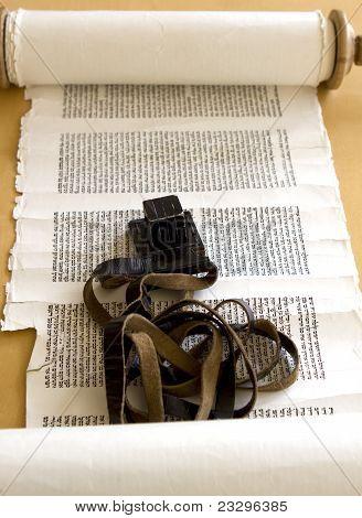 Tefillin and Torah