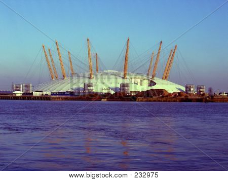 Millennium Dome, London, Uk