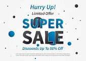 Постер, плакат: Banner Amazing Shopping On Black Background Vector Illustration Poster Amazing Shopping Creative Co