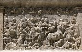 pic of gleaning  - Detail of The Triumphal Arch at Glanum - JPG