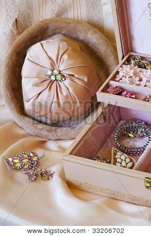 Grandmas Pink Treasures